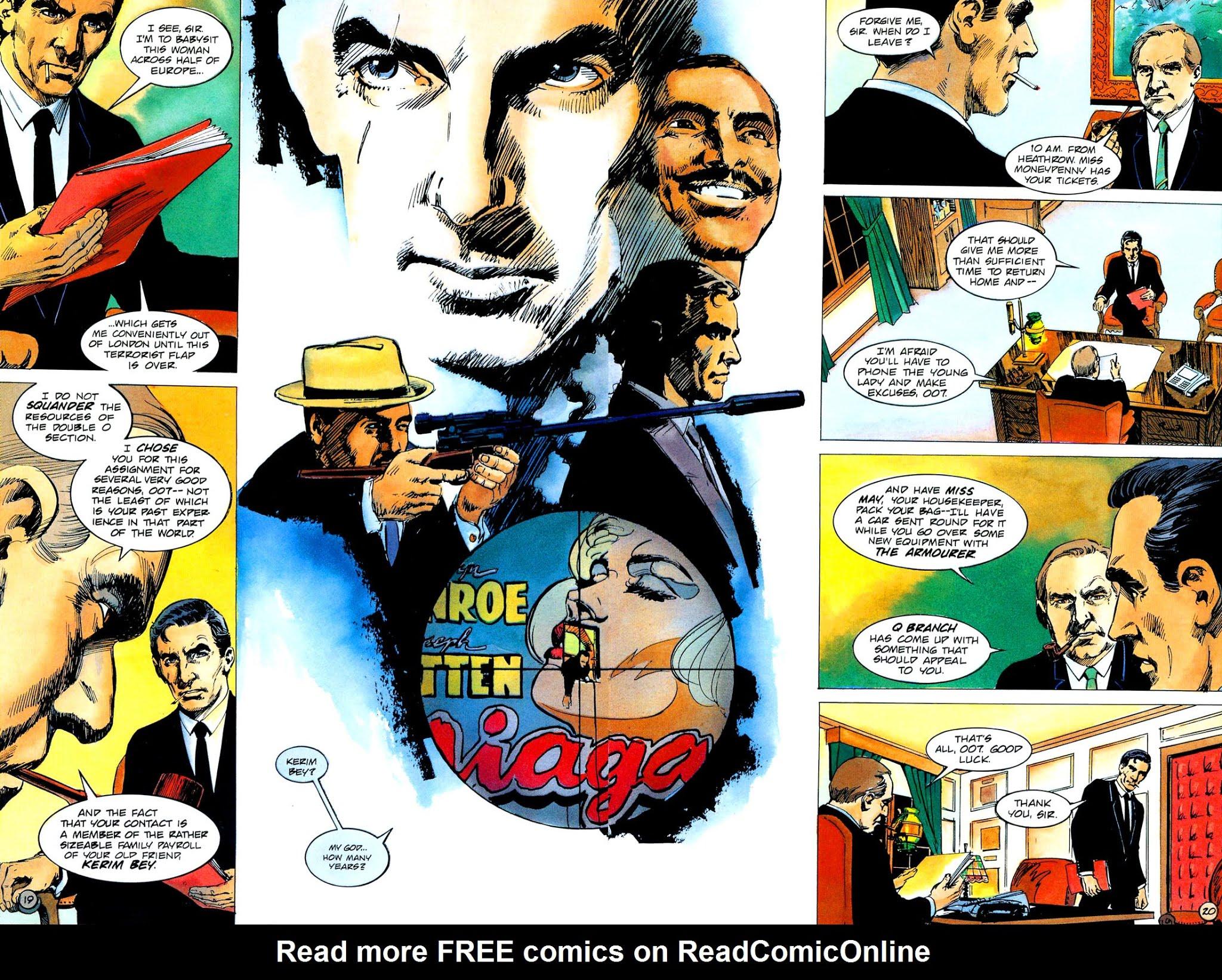 James Bond: Permission to Die 1 Page 19