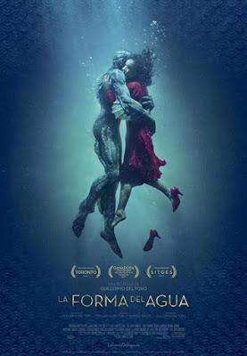 Oscars 2018. La forma del agua. Crítica por Fani E.C