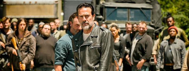 'The Walking Dead': Estreia da 8ª temporada relembra o 1º episódio da série