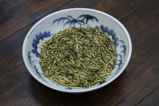 kukicha thé vert japonais