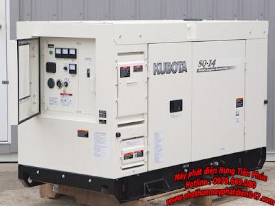 Máy phát điện Kubota 13.5kva SQ-14