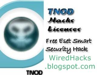 TNOD For Eset Nod 32 [Hacks Lisence i-e Usernames and pass