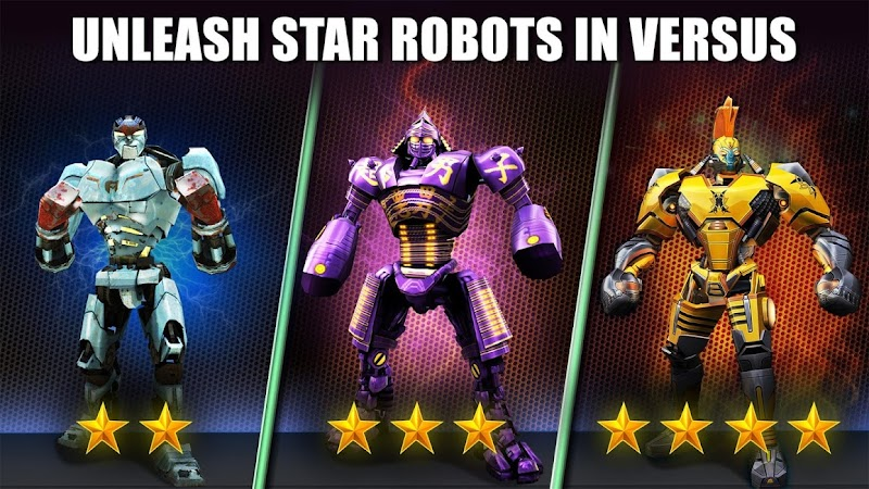 Real Steel World Robot Boxing 31.31.843 (MOD) APK