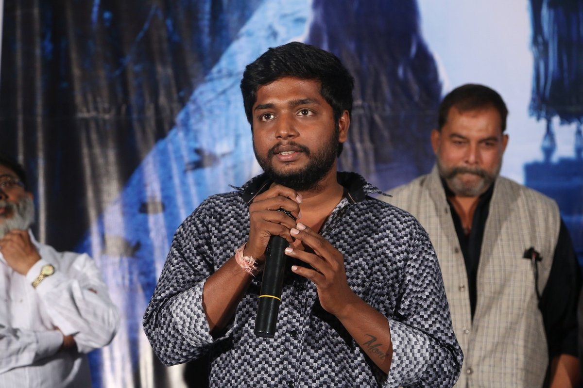 Chinnari Telugu trailer launch photos-HQ-Photo-5