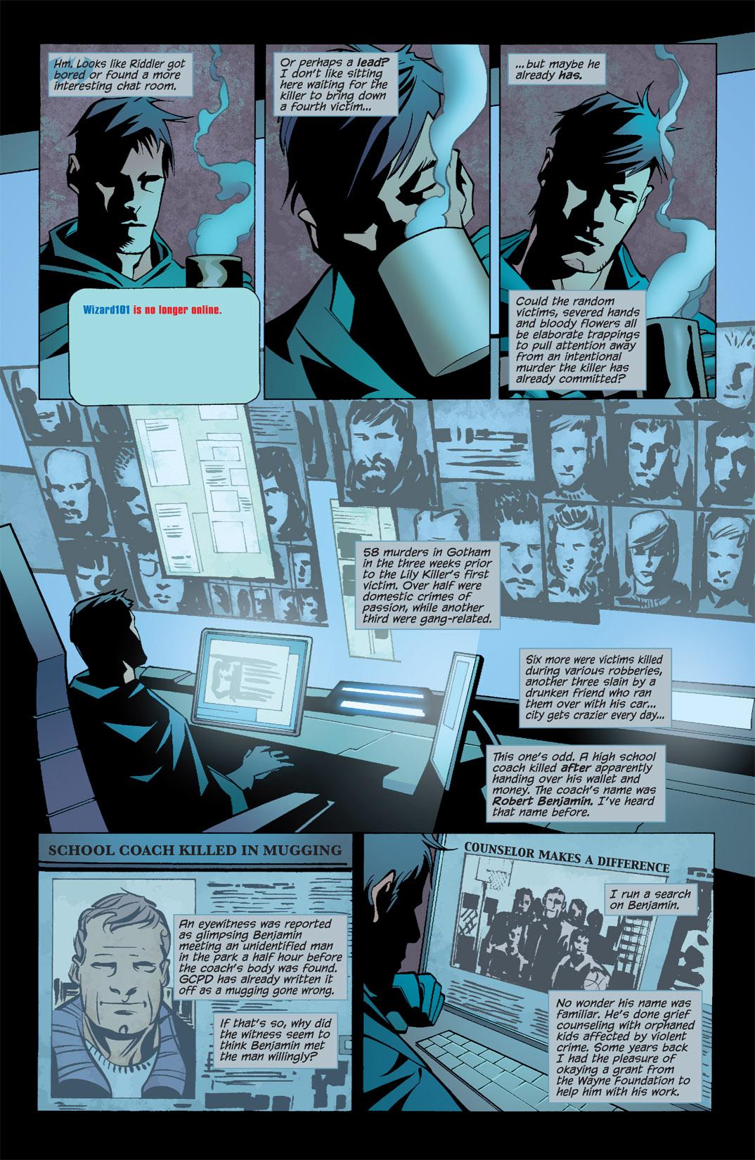 Detective Comics (1937) 845 Page 14