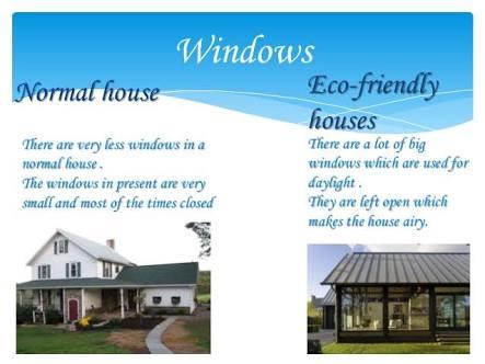 Pencahayaan dan bukaan untuk rumah ramah lingkungan