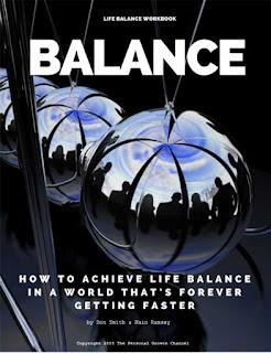 Balance: A Workbook for bringing life back into balance
