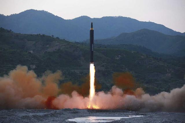Bagaimana rudal Korea Utara membuat Washinton akan gemetar