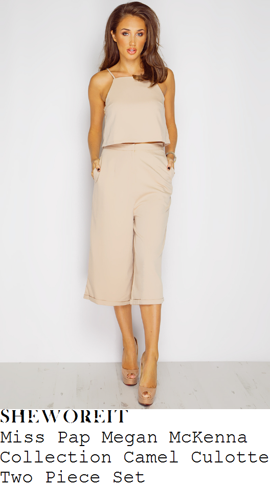 megan-mckenna-miss-pap-megan-mckenna-collection-camel-sleeveless-cami-strap-square-neckline-relaxed-fit-crop-top-and-matching-tailored-wide-leg-culottes