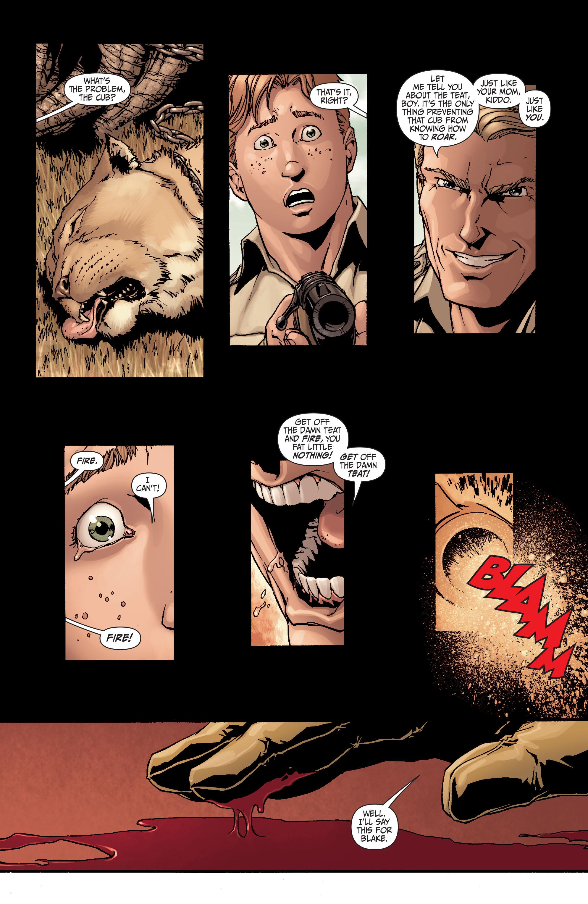 Read online Secret Six (2008) comic -  Issue #21 - 6