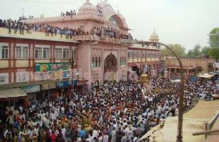 Mahavir Ji Fair Travel Big India