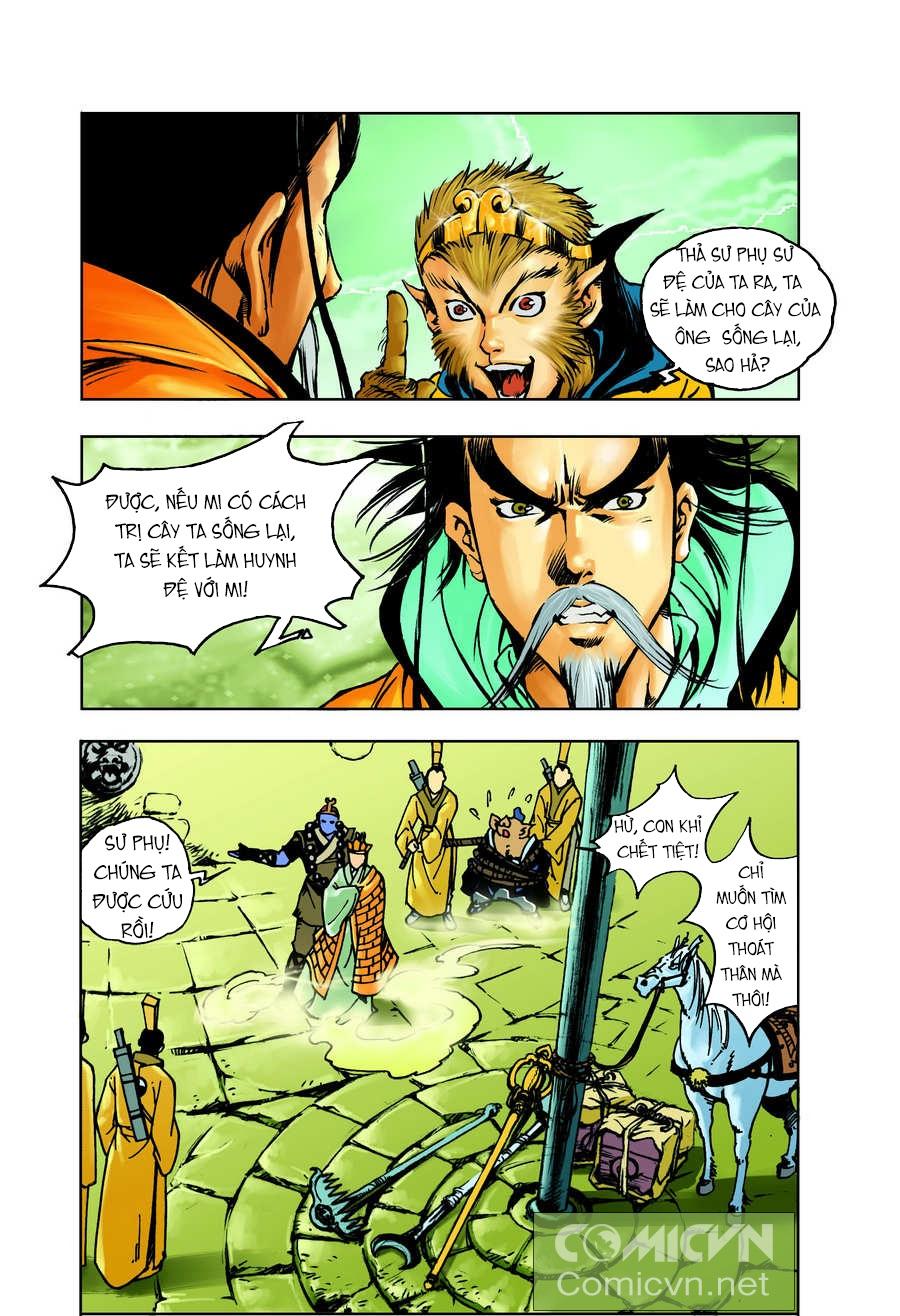 Tây Du Ký màu - Chapter 50 - Pic 20