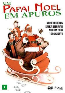 Um Papai Noel em Apuros - DVDRip Dual Áudio