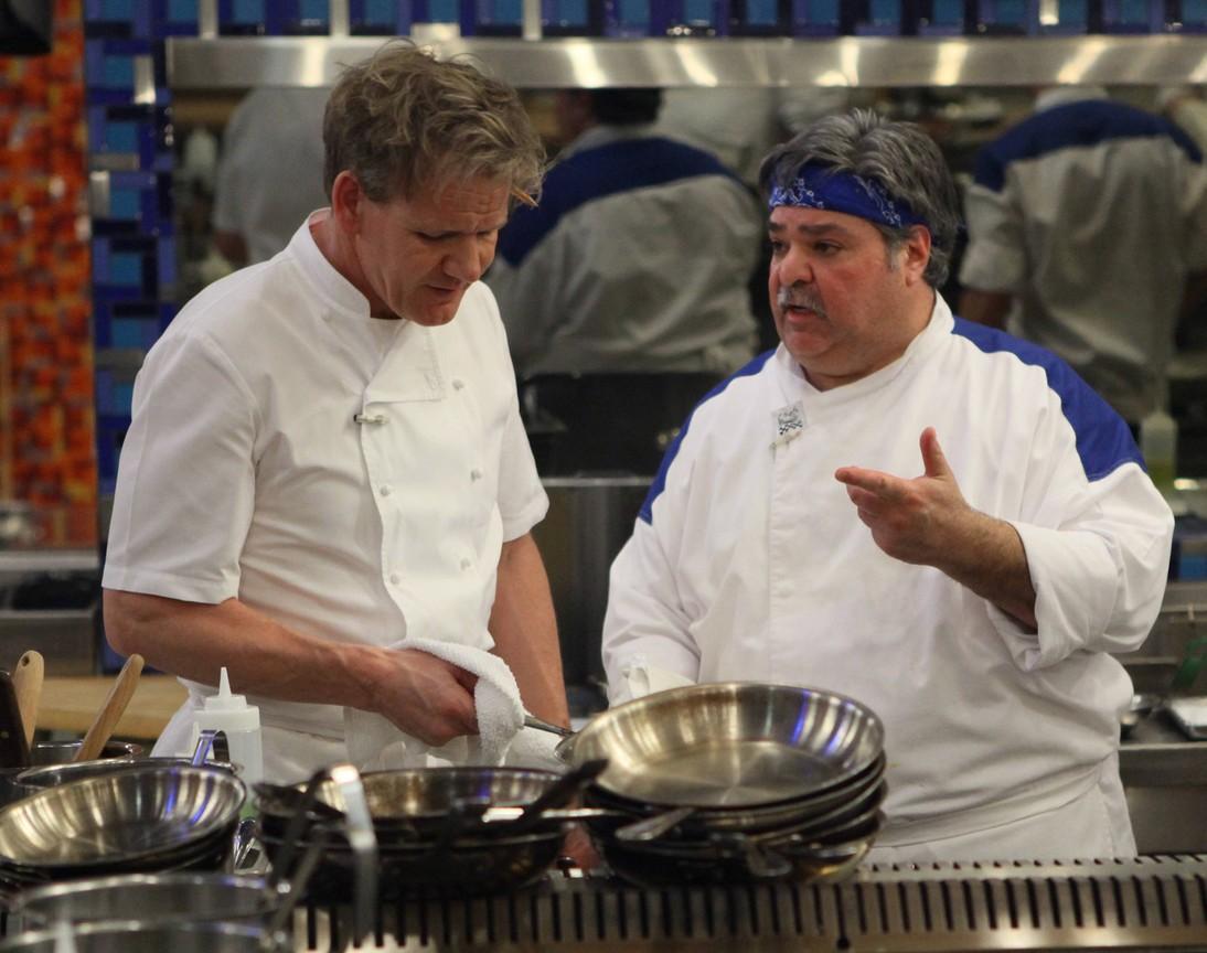 Hell's Kitchen - Season 12 Episode 06: 15 Chefs Compete
