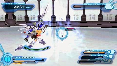 Game PPSSPP Busou Shinki Battle Masters
