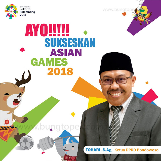Asian Games DPRD Bondowoso