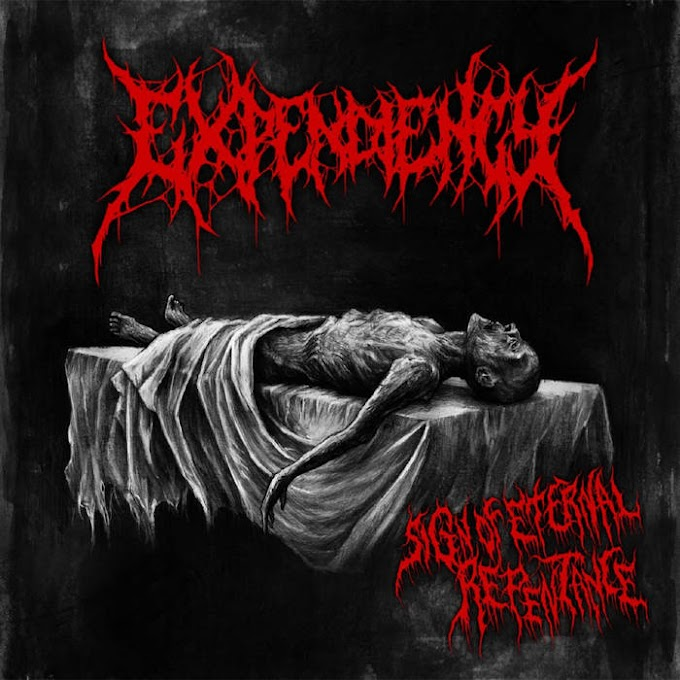 Expendiency - Sign of Eternal Repentance ' Single 2018