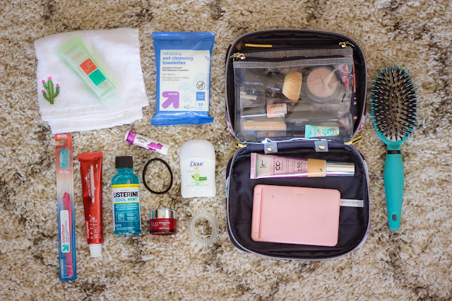 toiletry items for hospital