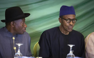 Image result for Jonathan warns Buhari
