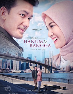Hanum & Rangga: Faith & The City (2018) Bluray Full Movie