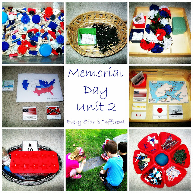 Memorial Day Activities and Free Printables for Kids