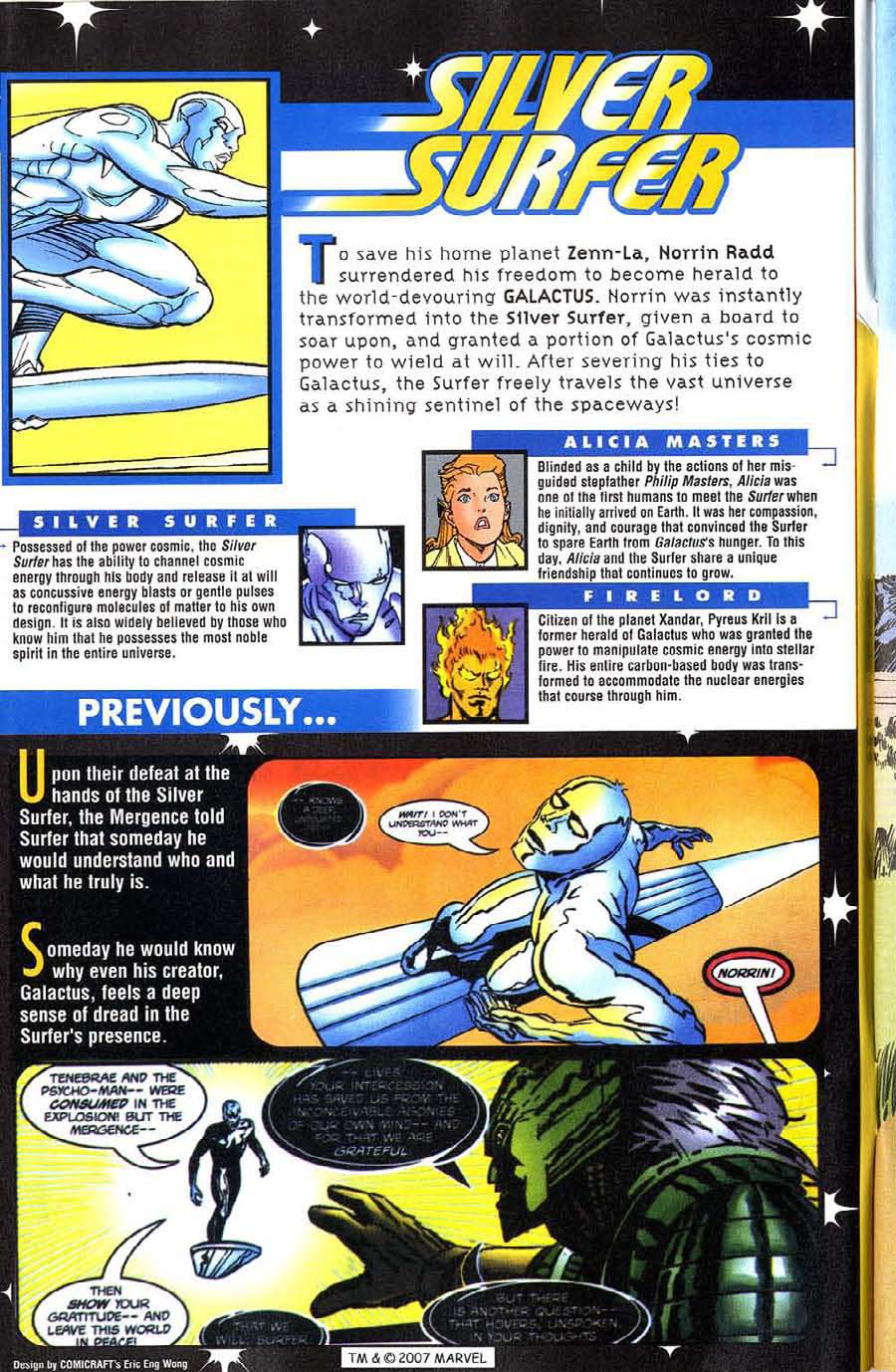Read online Silver Surfer (1987) comic -  Issue #146 - 4