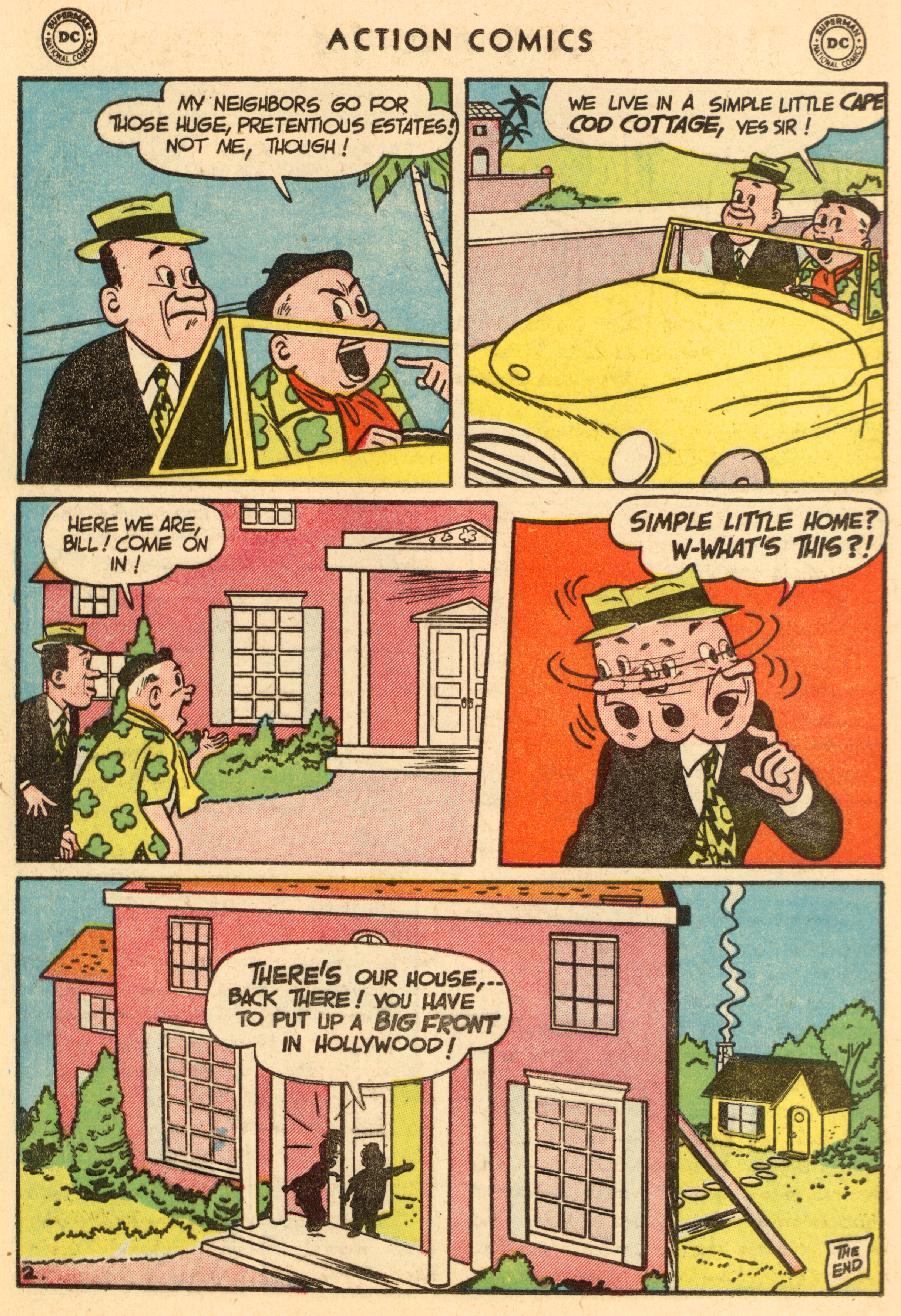 Action Comics (1938) 206 Page 23