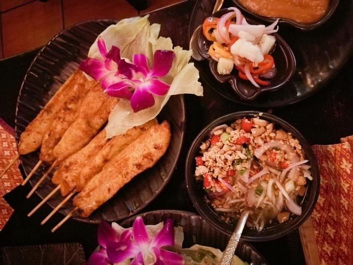Chili Culture Thai Kitchen, thai foods, Sukhumvit