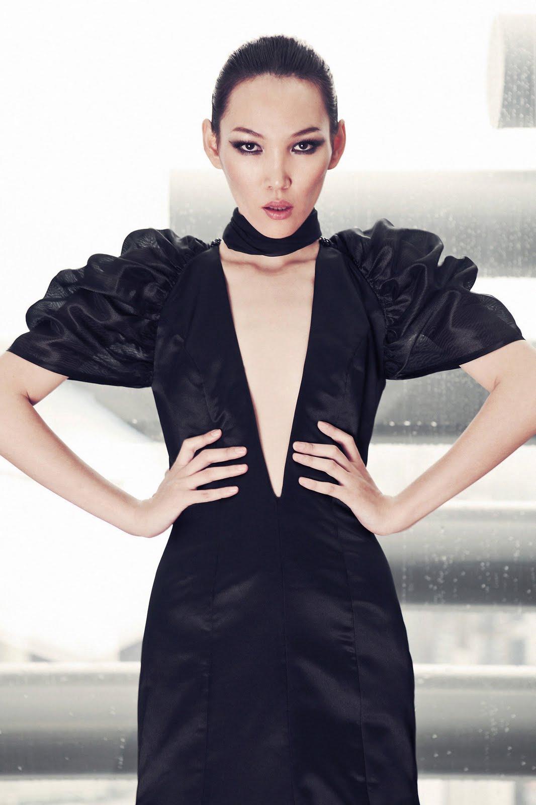 my makeupbox is a bomb!: High fashion makeup: dark angel