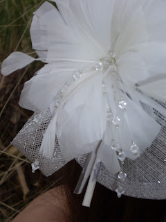 Equip Belle Flower Fascinator