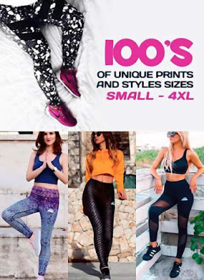 leggings for small and extra large