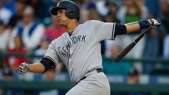 #MLB: Par de jonrones ayudaron a Yankees a salir de la mala racha - Gary de 4-2