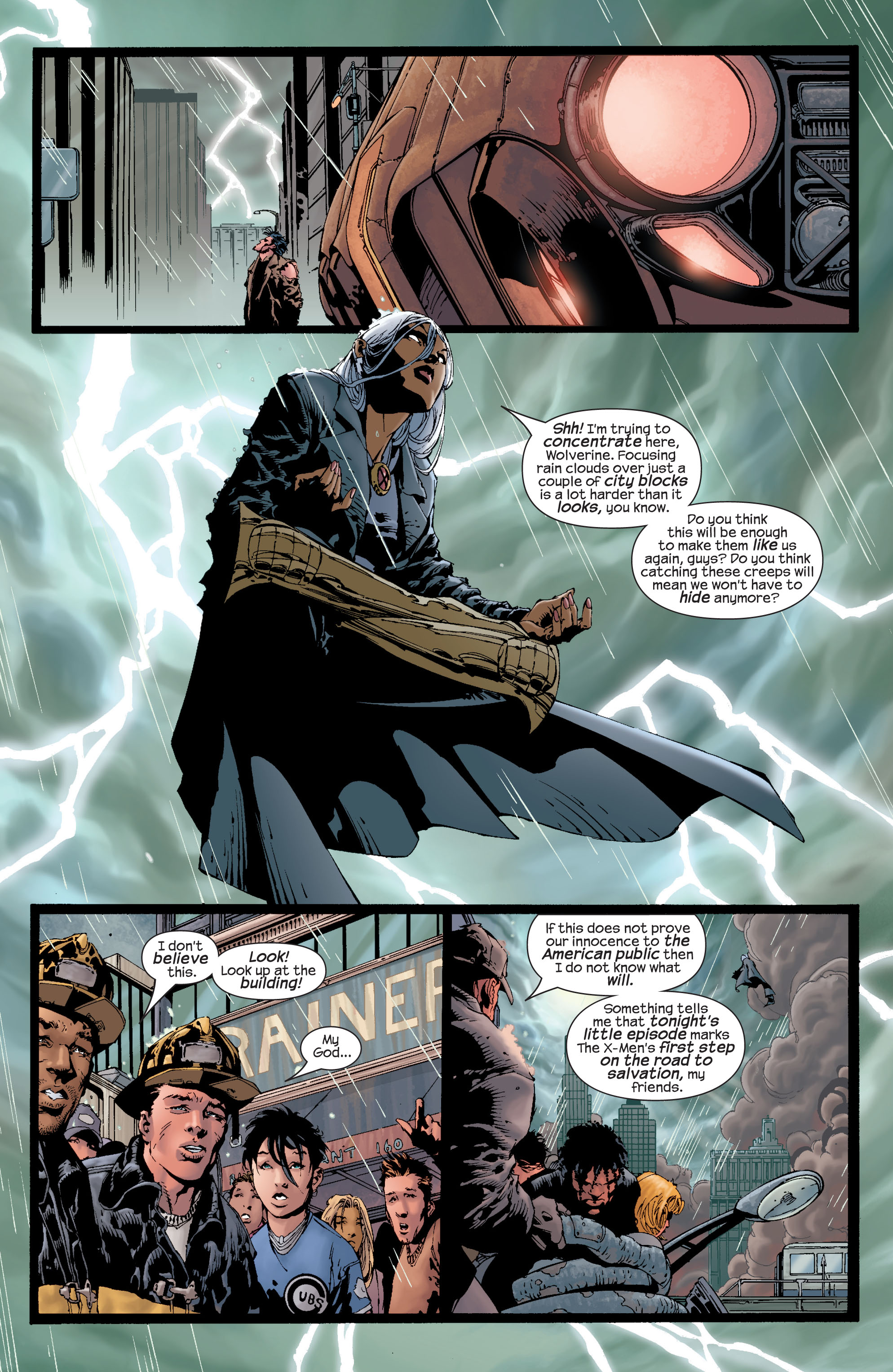 Read online Ultimate X-Men comic -  Issue #28 - 7