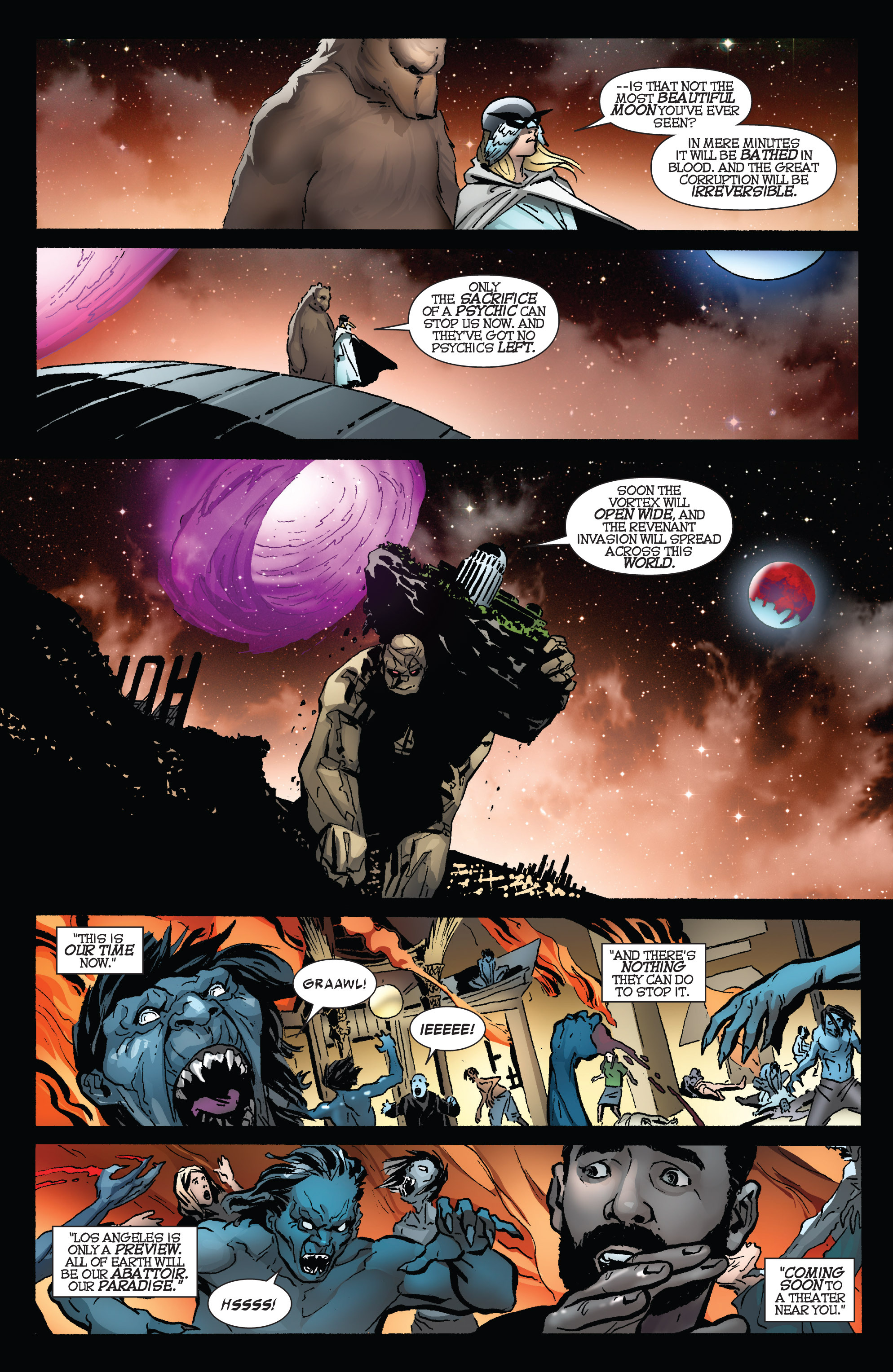 Read online Uncanny X-Force (2013) comic -  Issue #15 - 5