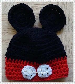 free crochet pattern for baby cap