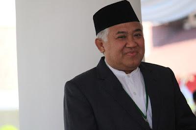 Fitnah Keji Terpa Din Syamsuddin, Ini Reaksi Tegas Ketua Umum Pemuda Muhammadiyah