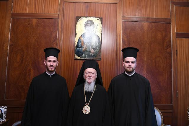 Προαγωγή για τον Αργείτη διάκονο του Πατριαρχείου Κωνσταντινουπόλεως Καλλίνικο Χασάπη