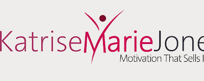 Katrise Marie Jones and her self-branding initiatives!