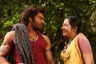 Aarya Catherine Tresa Starring Kadamban Tamil Movie Stills  0014.jpg