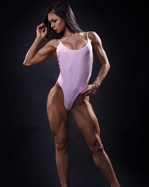 IFBB Bikini Model Jenny M