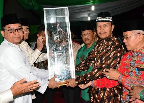 MTQ Sumbar ke-37 , Kota Padang Kembali Juara Umum