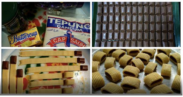 Lebih 12k Perkongsian Di Fb Ini Resipi Kuih Tart Cadbury