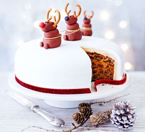 Christmas day Cakes 2016- best Cakes Recipes for Christmas day (Xmas)