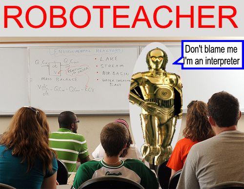 Image result for big education ape robot