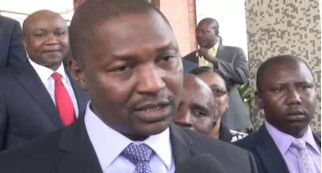AGF to Nigerians: use FOI to access assets declaration