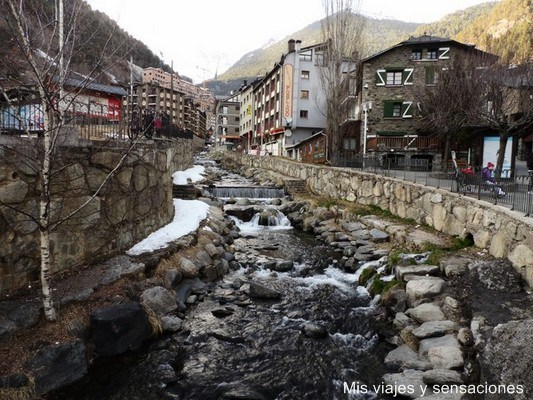 Pueblo de Arinsal, Andorra
