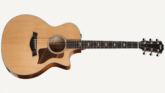 Review Gitar, Review Taylor, Review Taylor 614 CE