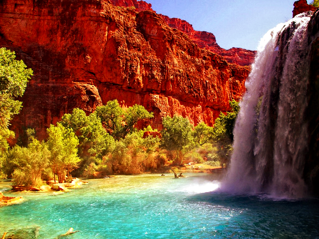 top 30 beautiful water falling wallpapers in hd mtk free