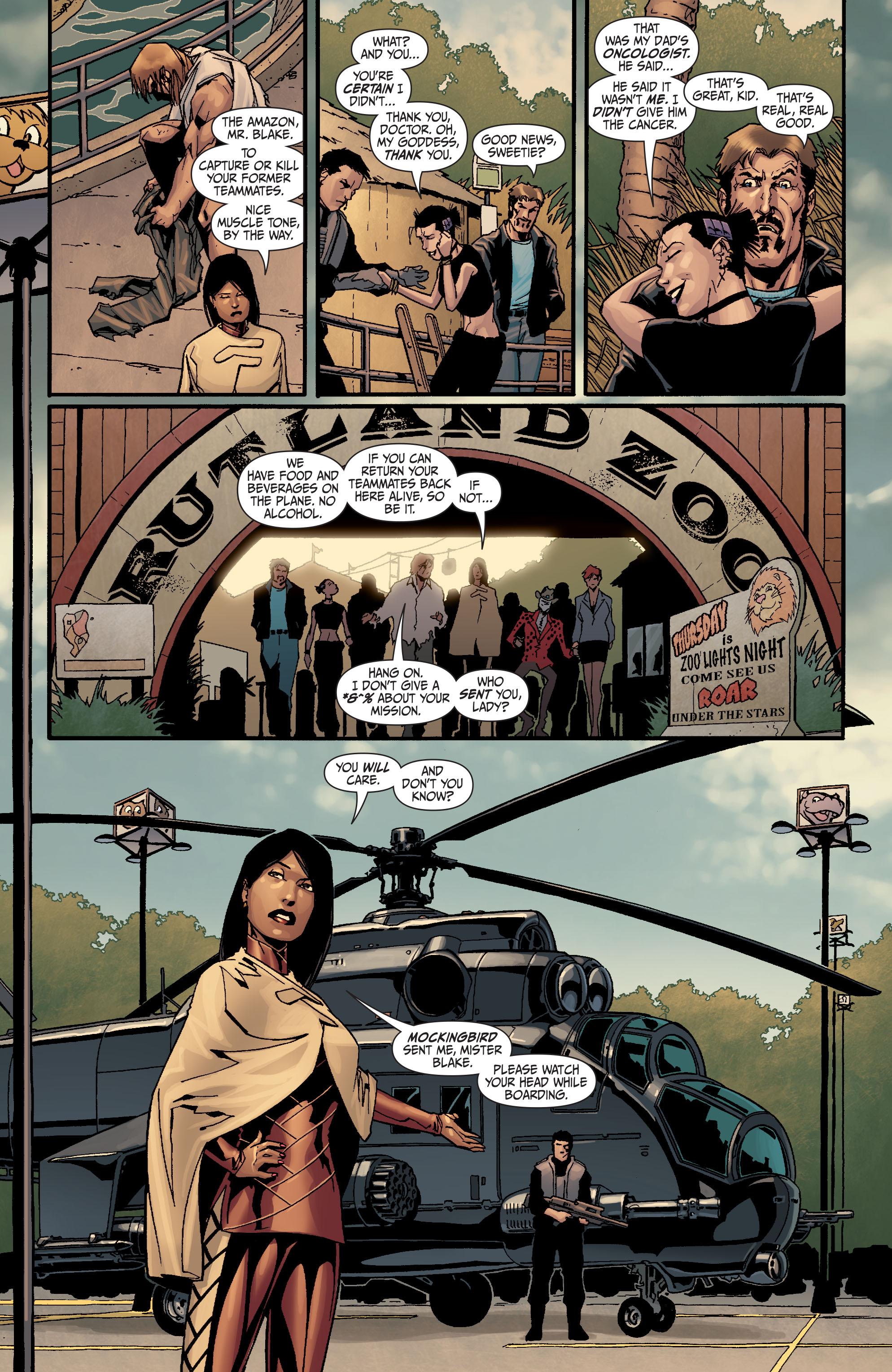 Read online Secret Six (2008) comic -  Issue #25 - 15
