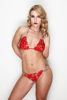 Karo Swimwear Red Bikinis
